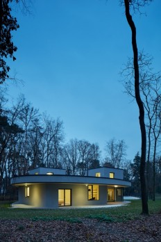 Forest Fairy House by The Mjölk Architects on Inspirationde
