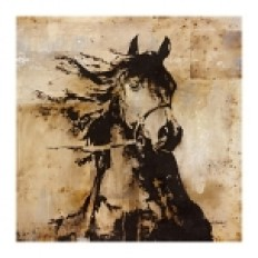 Mettle Canvas Art Print | Kirklands