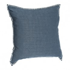 Indigo Dynasty Whipstitch Pillow | Kirklands
