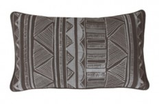 Tracey Elephant Tribal Embroidered Accent Pillow | Kirklands