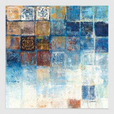 Blue Mosaic by Vivian Canbelle | World Market