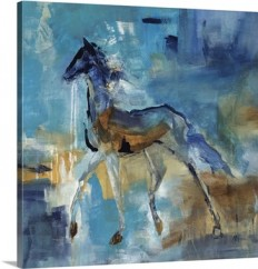 Loose Reins I Wall Art, Canvas Prints, Framed Prints, Wall Peels | Great Big Canvas
