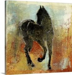 Caballo del Negro I Wall Art, Canvas Prints, Framed Prints, Wall Peels | Great Big Canvas