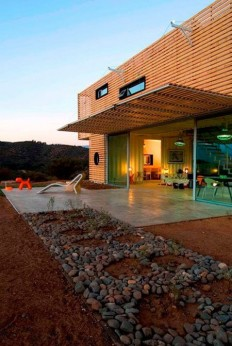 Green Style: Shipping Container Homes by Infiniski on Inspirationde