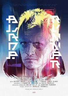 BLADE RUNNER / Vector Movie Posters on Inspirationde