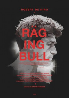 RAGING BULL / Vector Movie Posters on Inspirationde