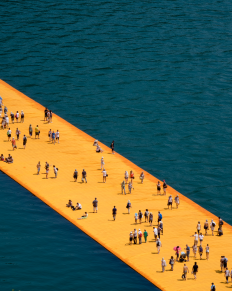 0_o — antiwhat: The Floating Piers Lago d'Iseo...