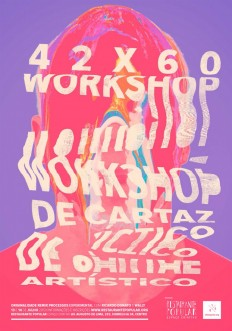 42×60 – Artistic Poster Workshop by Marcelo Batista de Oliveira on Inspirationde