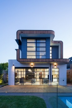 Double Fronted Victorian House Extended by Jost Architects on Inspirationde