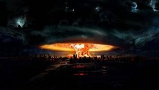 nuclear, Mushroom Clouds, Fire, Apocalyptic, Explosion Wallpapers HD / Desktop and Mobile Backgrounds