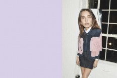 "It's Nice That | Studio Frith on designing Alexa Chung's ""formal but playful"" fashion label"