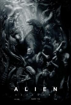Alien: Covenant on Inspirationde