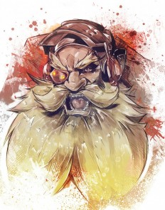 Torbjorn by VVernacatola on Inspirationde