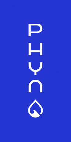 New Logo and Identity for Phyn by Enso on Inspirationde