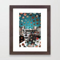 Microdosing (2017) Framed Art Print by matthieubordel | Society6