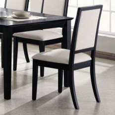 Coaster Lexton Upholstered Dining Side Chair - Coaster Fine Furniture