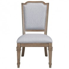 Donny Osmond Home Florence Upholstered Dining Chair with Tack Trim - Coaster Fine Furniture