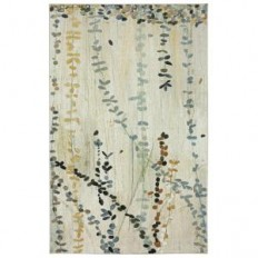 Mohawk Home Trailing Vines Multi 7 ft. 6 in. x 10 ft. Area Rug-003904 - The Home Depot