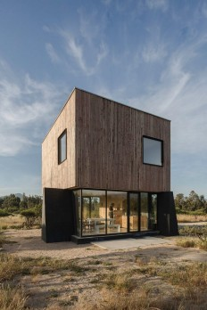 El Vigilante Shelter / Ruizsolar Arquitectos on Inspirationde