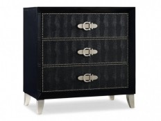 Ebony Croc Chest - Chests - Furniture