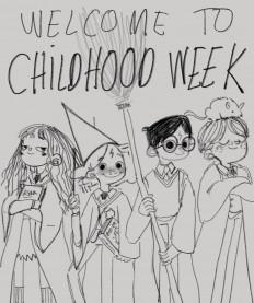 ChildhoodWeek Winter 2017!! on