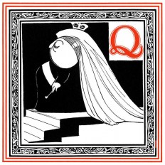 Q is the Queen – Old Book Illustrations
