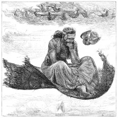 Carpet of Gold – Old Book Illustrations
