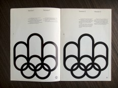 Logo & Identity Guidelines for Vintage 1976 Montreal Olympics | The Logo Smith