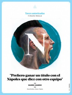 Panenka 64 – June 2017 : Marek Hamsik on Inspirationde