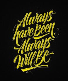 """""""Always have been, always will be"""" by @hey.morgan. on Inspirationde"""