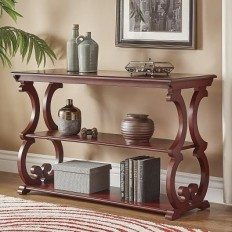 Lark Manor Noisettier Console Table & Reviews | Wayfair
