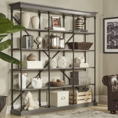Darby Home Co Gail Etagere Bookcase & Reviews | Wayfair