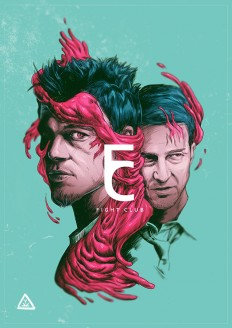 Fight Club by Aykut Aydo?du on Inspirationde