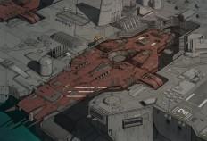 shipyard by Remy PAUL | Sci-Fi | 2D | CGSociety