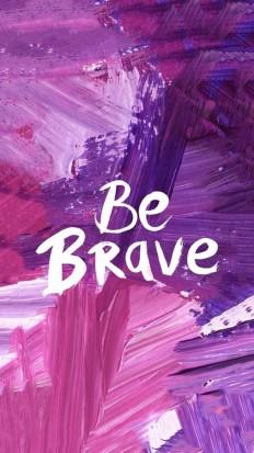 Be Brave on Inspirationde