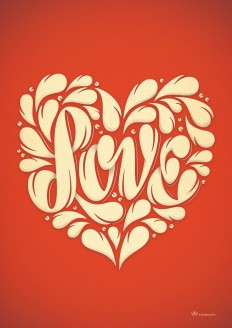 Love for Adobe Live by Martina Flor on Inspirationde