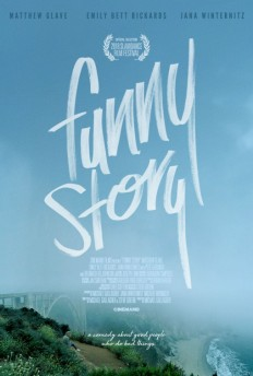 Funny Story Movie Poster on Inspirationde