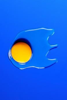 Villa:Dean Journal | cinqfruits: Eggs we shot for IBM chef Watson.