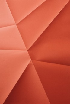 Contemporary Art Blog   night-man-jon-gasca: Folded paper. Photo: Jon...