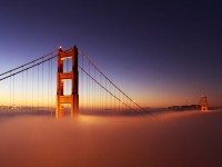 Golden Gate Bridge Picture - Weather Photo - National Geographic Photo of the Day