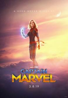 Captain Marvel (2019) on Inspirationde