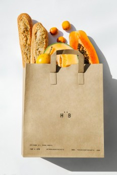 New Logo & Graphic Identity for Hüngry Beast by Savvy on Inspirationde