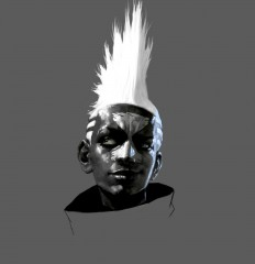Ekko Face Study by kse332 on DeviantArt