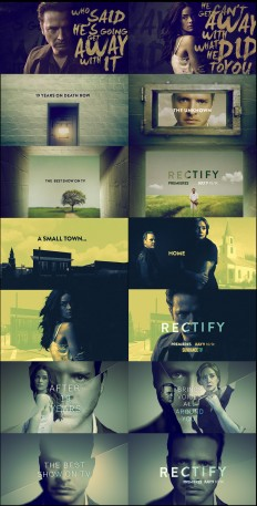 RECTIFY SEASON 3 PROMO DESIGN on