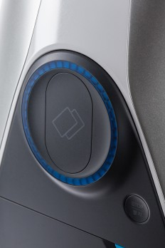 BMW i-charger on