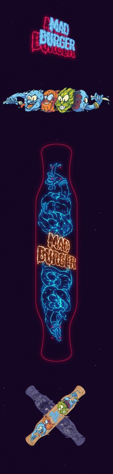Mad Burger on