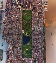New York From Above: Spectacular Aerial Photography by Andrew Griffiths