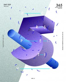 Baugasm by Vasjen Katro: One Poster a Day for 365 Days on Inspirationde