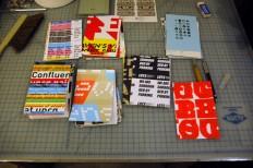 Tyografika/Detailien - Erik Brandt / Typografika
