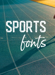 The Best Sports Fonts for Athletic, Gym & College Designs on Inspirationde